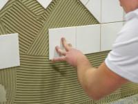 Как класть плитку: выбор, раскладка и пошаговая инструкция по укладке (110 фото)