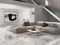 Мраморная плитка — варианты дизайна интерьера из камня на пол и стены (85 фото-идей)