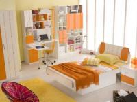 Оранжевый цвет в интерьере: достоинства цвета апельсина и яркая палитра в дизайне и обстановке (103 фото)