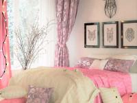 Розовый цвет в интерьере — 65 фото лучших ярких оттенков в дизайне вашего дома