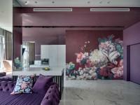 Сиреневый цвет в интерьере — правила сочетаний и идеи комбинирования в современном дизайне (107 фото)