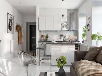 Светлый интерьер: 125 фото современных идей и правил применения в квартире, доме и офисе