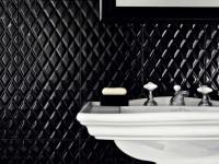 Глянцевая плитка — дизайн напольных и настенных вариантов оформления разных помещений (95 фото)