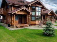 Деревянный дом — проекты постройки и наружный дизайн (60 фото-идей)