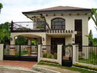 Двухэтажный дом — планировка, варианты дизайна и архитектурные решения (60 фото)