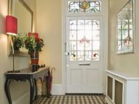 Прихожая в частном доме — оригинальные идеи дизайна и современных вариантов оформления (115 фото)