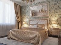 Спальня в классическом стиле: 145 фото современных идей и секретов оформления дизайна