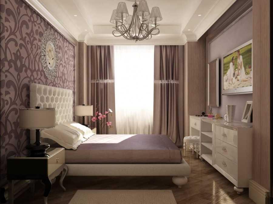 дизайн однокомнатной квартиры 40 квм фото в современном стиле 5