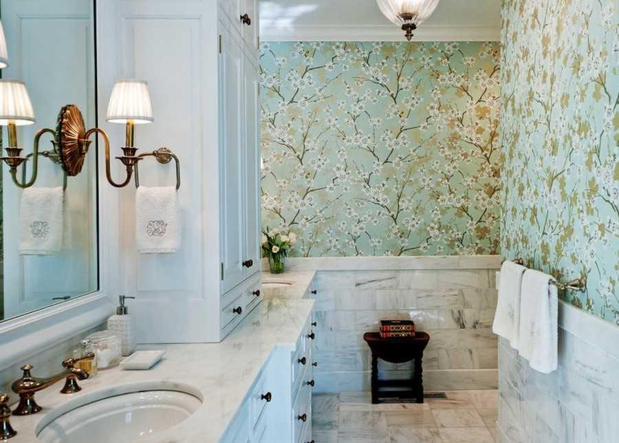 маленькие ванные комнаты дизайн фото в квартире 6